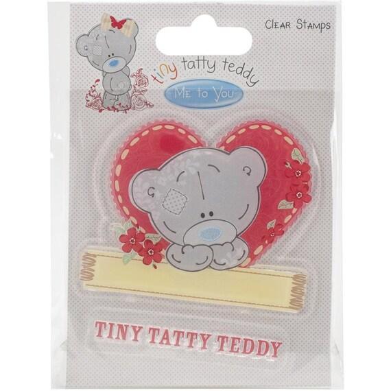 косметика tiny tatty teddy купить