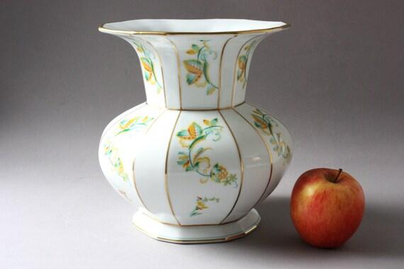 Baensch Lettin Art Déco Vase Porzellanvase vintage alte | Etsy