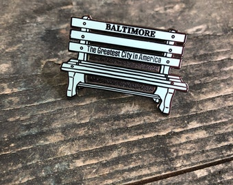 Baltimore Bench Pin | Greatest City in America