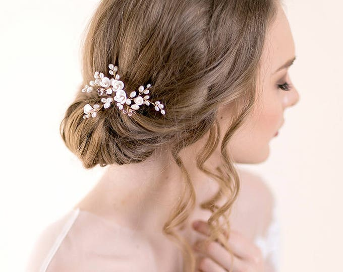 FLOWER Hair Clip | Pin