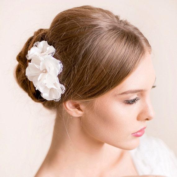 Blumen Hochzeit Hochzeit Haare Haare Kammen Etsy