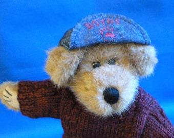 Boyds Bears Teddy Bear Named Leo Eleven Inches