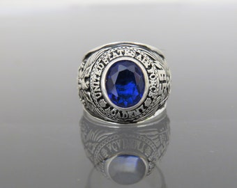 Vintage Mens Ring Etsy
