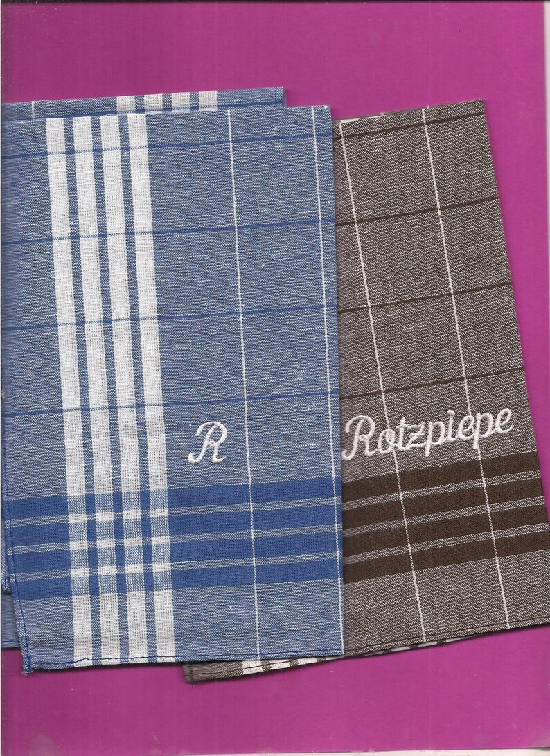 handkerchief,name.date,embroiderd