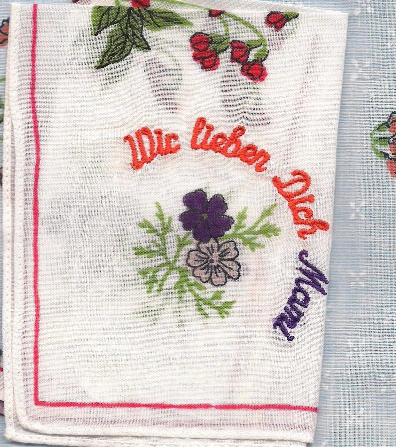 handkerchief,cotton,flower,name