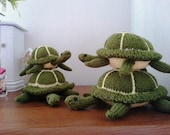 Items Similar To Knitted Toys Hand Knitted Animals Baby