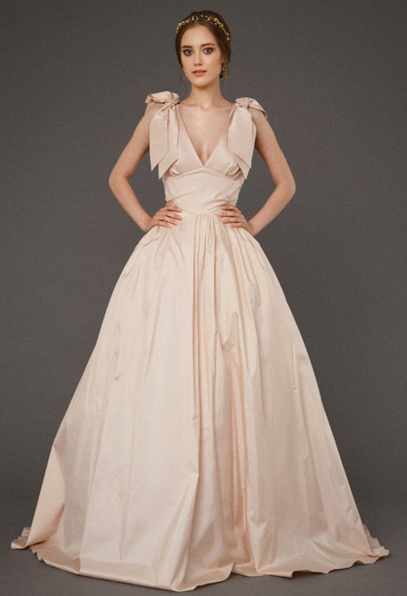 50: Taffeta Ball Gown Wedding Dresses At Websimilar.org