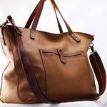 Custom Tiberis tote bag for Micah