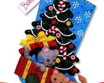 Diy Christmas Stocking Etsy