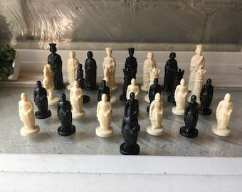 chess pieces etsy