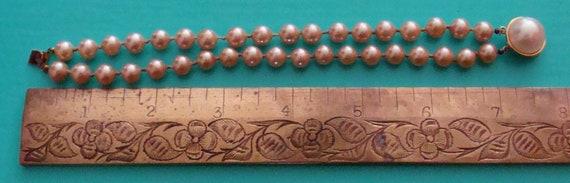 Marvella faux pearl bracelet - image 4