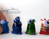 WITWIT! Glass Sculpture/M...