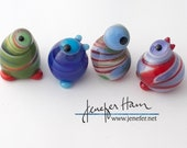 Choose your WITWIT! Glass Sculpture/Miniature/Mascot/Marker/Pawn made Jenefer Ham Board Game