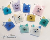 PRETTY KITTY! Choose from 10 brooches for those who love kitty cats kittens meow