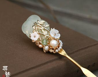 Chinese style hair stick,Hair pin,Hair Accessories,handmade accessories,gift for women