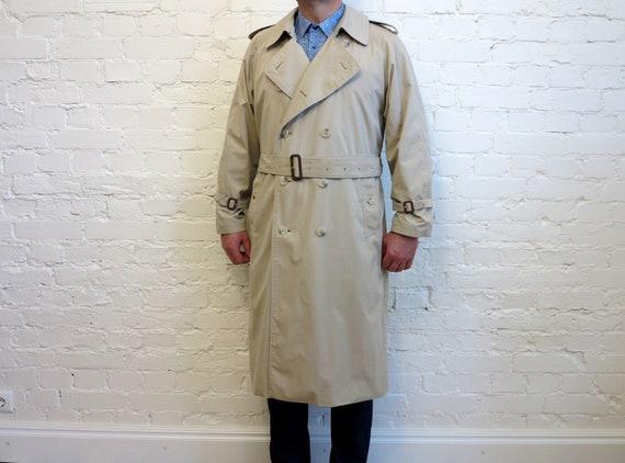 BURBERRYS Trench Coat Men's Trench Coat Burberry U