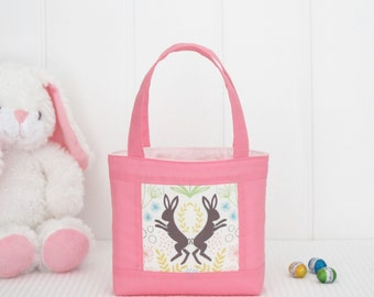 Little Girls Bag / Easter Basket / Easter Bag