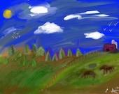 Yesterday's Farm