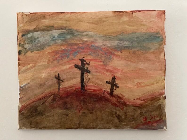 crucifixion image 0