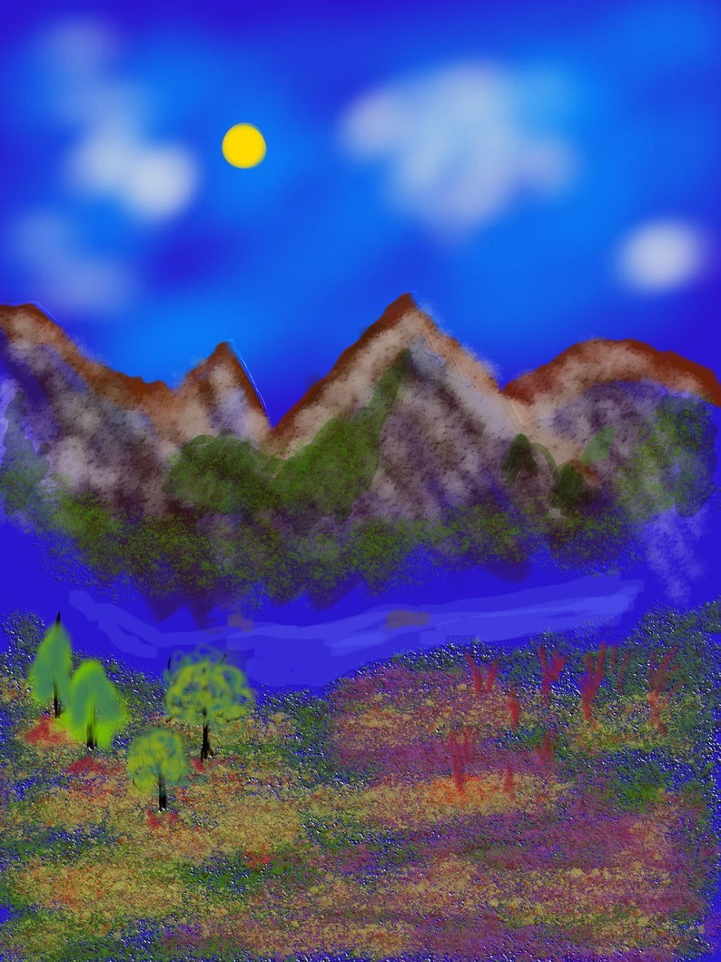 Mystery mountains image 0