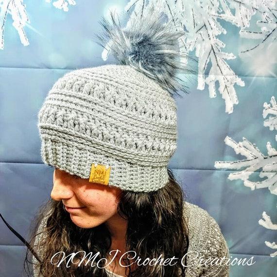 16ad170b711 Hat Winter Hat Crochet Hat Knit Hat Custom Hat