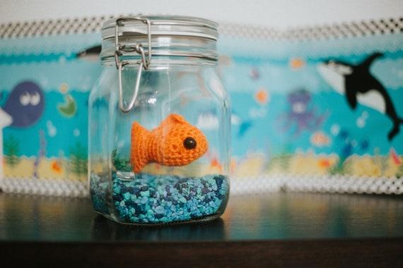 Fish Amigurumi Free Patterns in a Jar   Crochet fish patterns ...   380x570