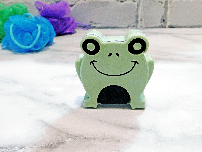 Frog Shaped Soap For Kids