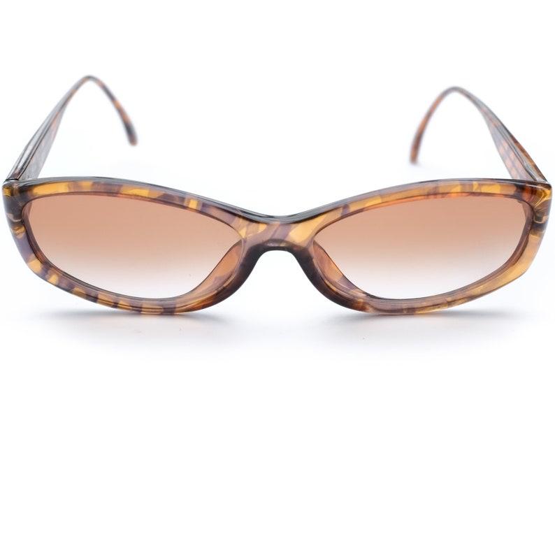 32b213dd4f3a5 Paloma Picasso 90s Designer Vintage Sunglasses / Retro Tortoise Shell  Glasses Frame / 90s Sunglasses / Oval Sunglasses / Gift for her