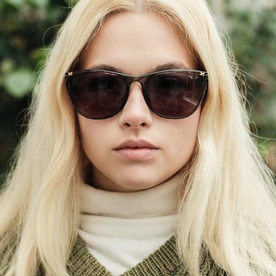 Paloma Picasso 90s Designer Vintage Sunglasses / … - image 2