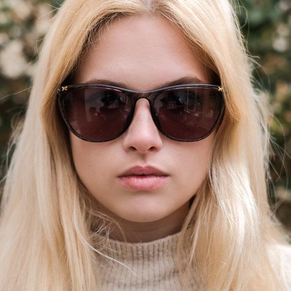Paloma Picasso 90s Designer Vintage Sunglasses / O