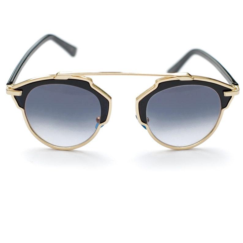 efaadd18aa44e Christian Dior SoReal Vintage Sunglasses Retro Sunglasses Gold Dior  Sunglasses Sunglasses Men and Sunglasses Women Oversized For Him