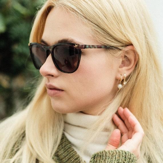 Paloma Picasso 90s Designer Vintage Sunglasses / … - image 5