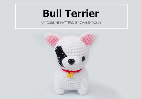 Timmy the Dog amigurumi pattern - Amigurumi Today | 403x570