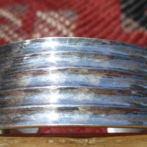 James Avery Sterling Size 8 /& 7 Hand Hammered Bench Made Bracelet.