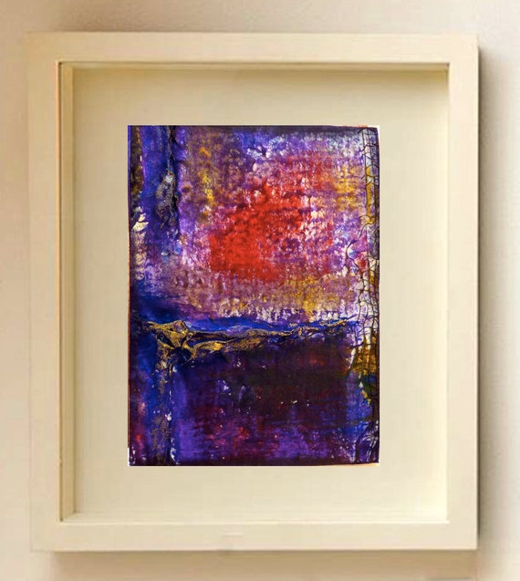 Carte De Visites Pour Artistes Ou Collectionneurs Peinture Acrylique Textures