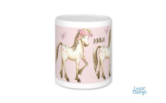 Spardose Pferd Für Mädchen Zur Taufe Geburt Geburtstag Taufgeschenk Jungen Mit Namen Personalisierte Geschenke