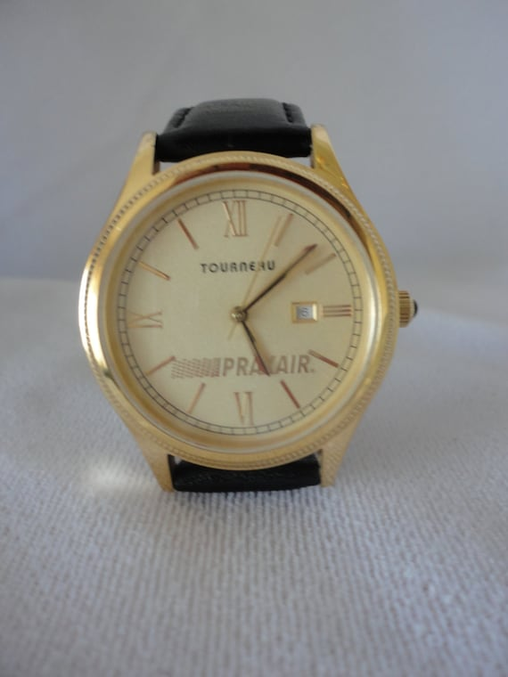 Pre-owned Tourneau men watch