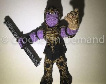 Marvel's Avengers Thanos Inspired Figure/Doll