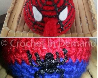 Angry Birds Superheroes vs Villains Inspired Crochet Plushes