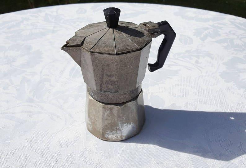 Cafeteras y teteras Cafetera Expresso italiano Vintage olla