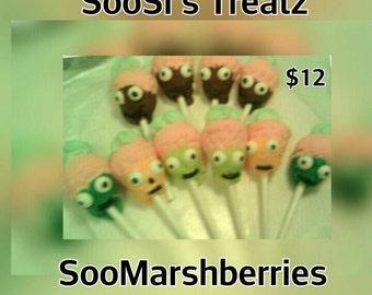 SooSi's SooMarshberries