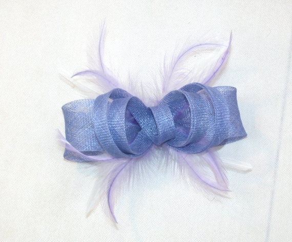 Handmade Lilac Fascinator Purple Fascinator Wedding Fascinator  05c65ee1b5c
