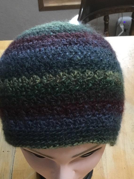 Imaginary garden hat,slouchy hat ,beanie