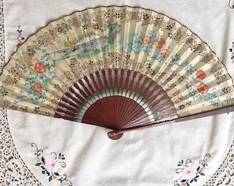 Ornate hand fans | Etsy