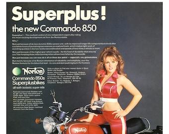 Norton Commando 850 'Superplus'