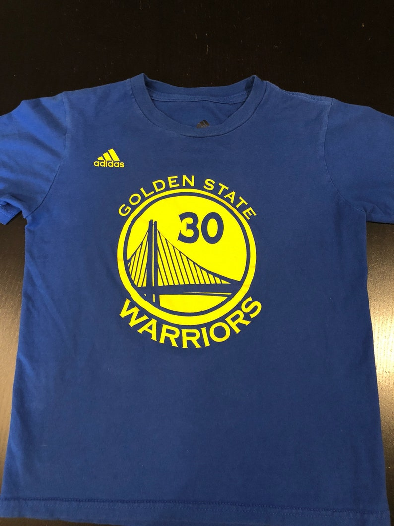 new style 51a3f be4c4 Golden State Warriors Steph Curry youth t shirt - basketball NBA