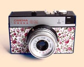 Functional Russian Vintage camera SMENA 8M manufactured by Lomo  of St. Petersburg