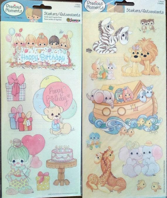 Sandylion Vintage Dress A Baby  Activity Sheet Stickers 1 Maxi Sheet RETIRED