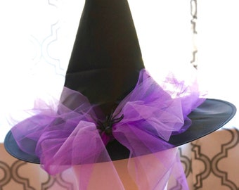 Kid's Witch Hat 4 to 7 Years