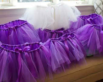 Bachelorette Party Pack - 7 Full (poofy) tutus - Adult Tutus